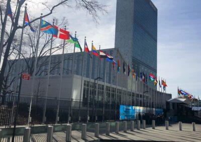 UN Visit, NY