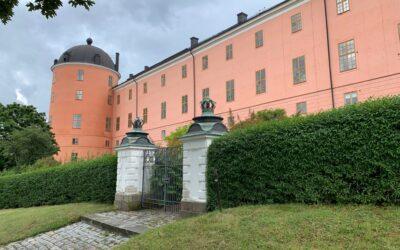 24 oktober-Invigning av ny konstnärlig gestaltning av Dag Hammarskjöld vid Uppsala Slott